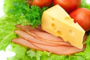 Peynir Tabağı Peynir Dilimleri 4 Lezzetler Kanvas Tablo
