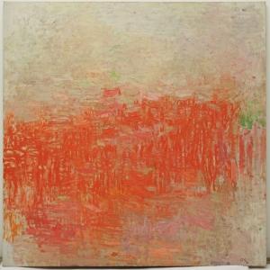 Philip Guston Boyama Yagli Boya Klasik Sanat Kanvas Tablo