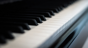 Piano Fotoğraf Kanvas Tablo