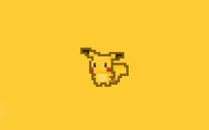 Pikachu Pokemon Popüler Kültür Kanvas Tablo