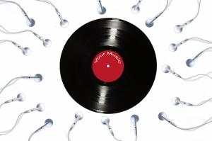 Pilak ve Müzik Popüler Kültür Kanvas Tablo