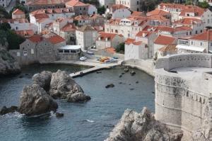 Pile İ Bokar Dubrovnik Şehir Manzaraları Kanvas Tablo