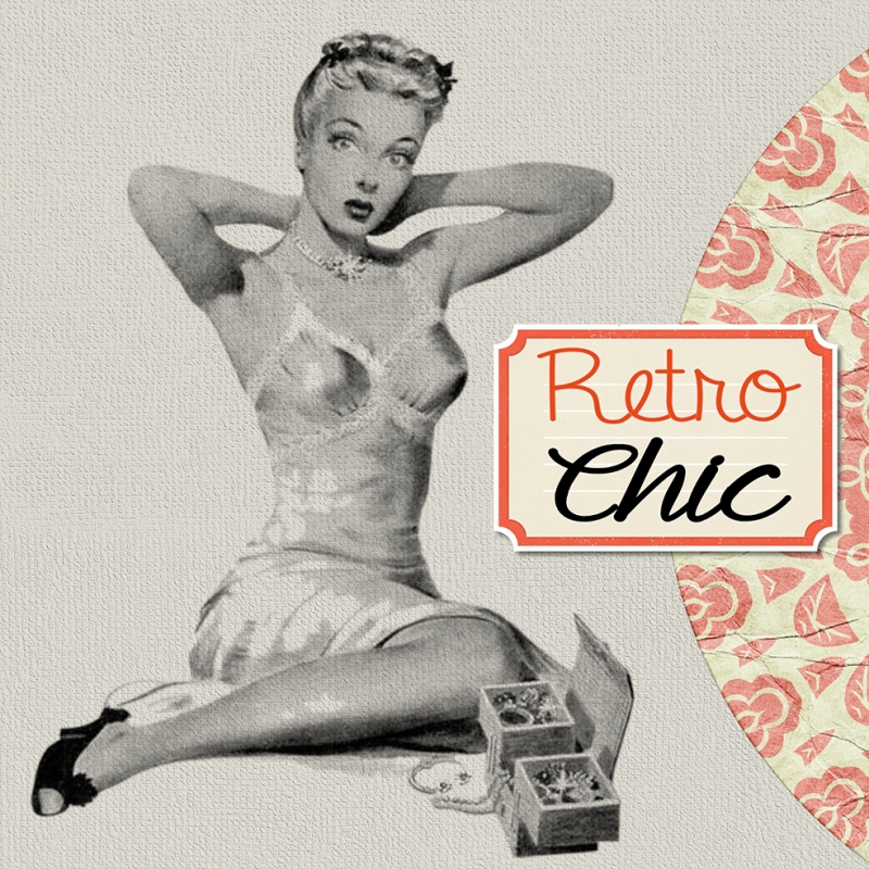 Pin Up Kızları 9 Retro & Motto Kanvas Tablo
