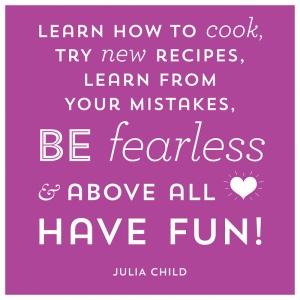 Pişirmeyi Öğren Retro & Motto Kanvas Tablo
