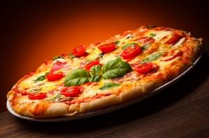 Pizza 4 Lezzetler Kanvas Tablo