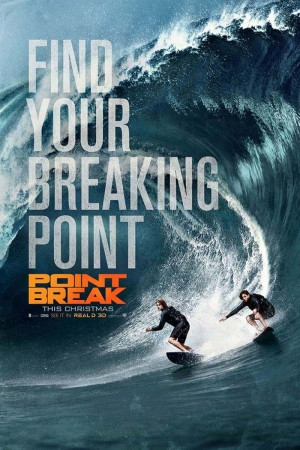 Point Break Film Afişi Sinema Kanvas Tablo
