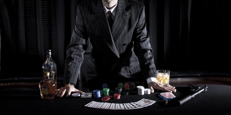 Poker Masası İskambil Kağıtları, Poker 3 Fotoğraf Dijital Fantastik Kanvas Tablo