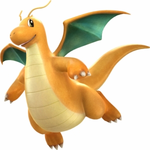 Pokken Dragonite Pokemon Canvas Tablo Arttablo