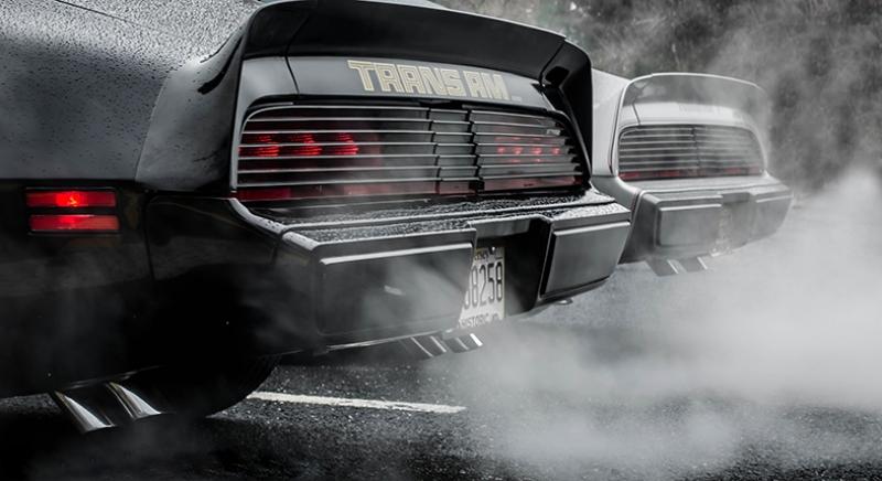 Pontiac Firebird Araçlar Kanvas Tablo
