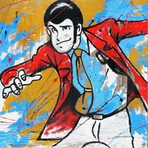 Pop-Art-10 Kanvas Tablo
