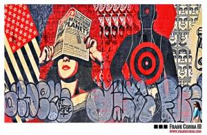 Pop Art Kolay Yağlı Boya Sanat Kanvas Tablo