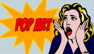 Pop Art Popüler Kültür Kanvas Tablo