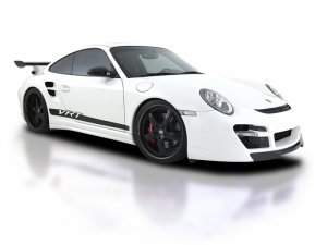 Porsche 911 VTR Otomobil Araçlar Kanvas Tablo