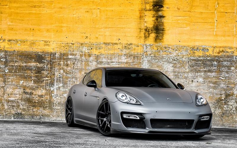 Porsche Panamera Araçlar Kanvas Tablo