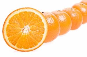 Portakallar Poratal Suyu Dilimi 3 Lezzetler Kanvas Tablo