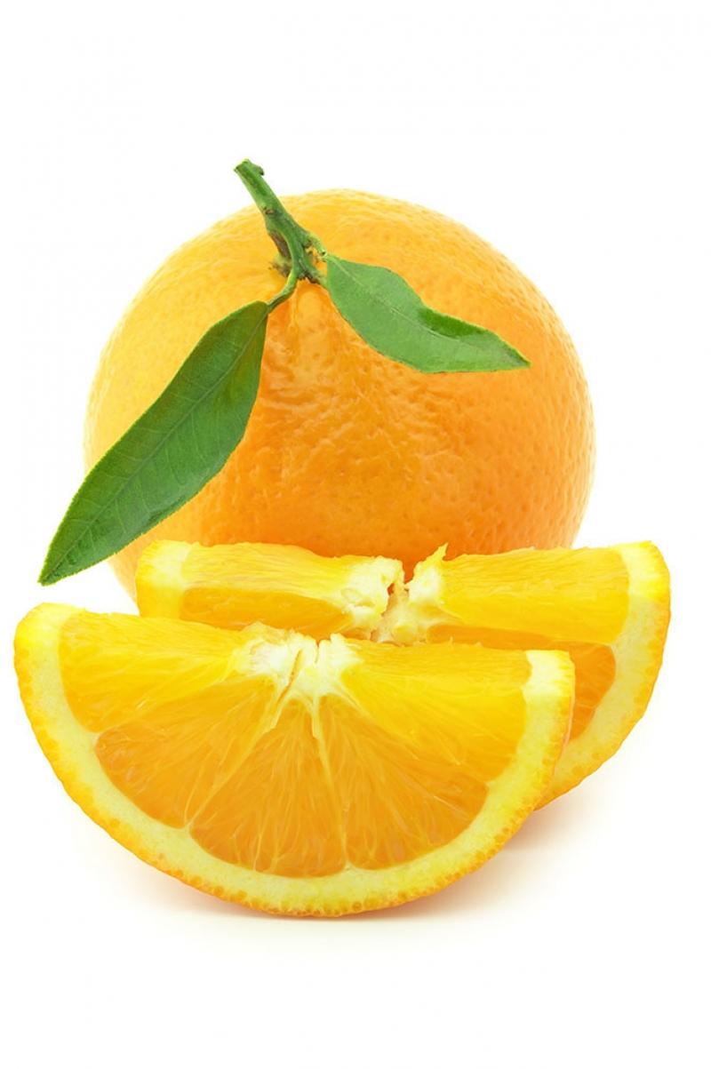 Portakallar Poratal Suyu Dilimi 6 Lezzetler Kanvas Tablo