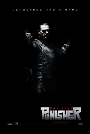 Punisher Sinema Kanvsa Tablo