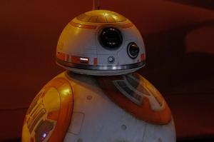 R2D2 Star Wars Kanvas Tablo 2