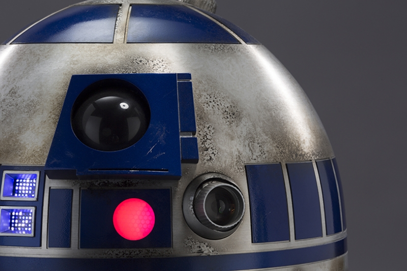 R2D2 Star Wars Kanvas Tablo 4