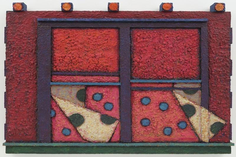 Ralph Humphrey Guney Turuncu Yagli Boya Klasik Sanat Kanvas Tablo