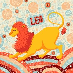 Renkli Burçlar Astroloji & Burçlar Kanvas Tablo