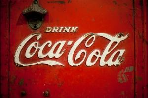 Retro Eski Poster Coca Cola Nostaljik Kanvas Tablo