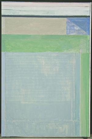 Richard Diebenkorn Okyanus Park Uc Yagli Boya Klasik Sanat Kanvas Tablo