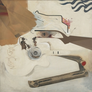 Richard Hamilton Teknik Kultur Yagli Boya Klasik Sanat Kanvas Tablo