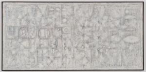 Richard Pousette Dart Yagli Boya Klasik Sanat Kanvas Tablo