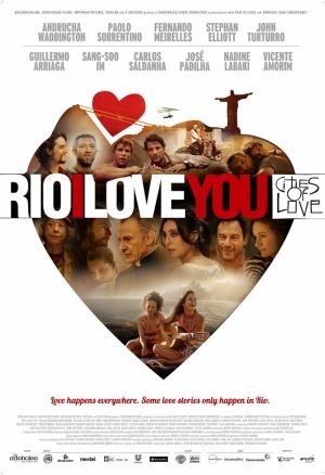 Rio Seni Seviyorum Film Afişi Aşk & Sevgi Kanvas Tablo