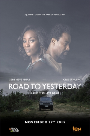 Road To Yesterday-2015 Film Afişi Sinema Kanvas Tablo