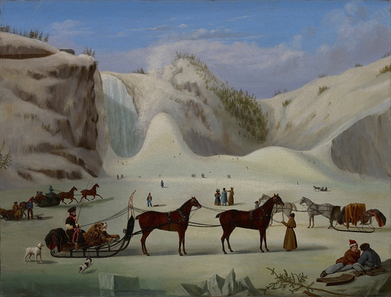 Robert Clow Todd Yağlı Boya Sanat Kanvas Tablo