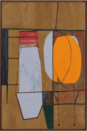 Robert Motherwell Bati Havasi Yagli Boya Klasik Sanat Kanvas Tablo