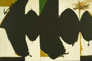 Robert Motherwell Ispanyol Cumhuriyeti 2 Yagli Boya Klasik Sanat Kanvas Tablo