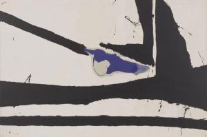 Robert Motherwell Yeni Ingiltere Yagli Boya Klasik Sanat Kanvas Tablo