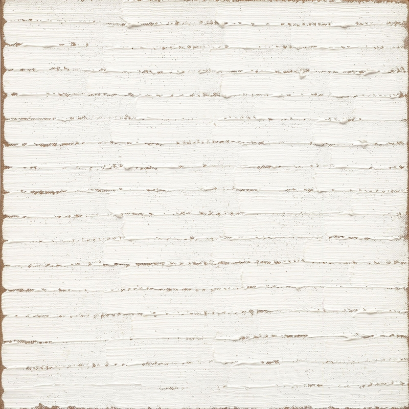 Robert Ryman 3 Yagli Boya Klasik Sanat Kanvas Tablo