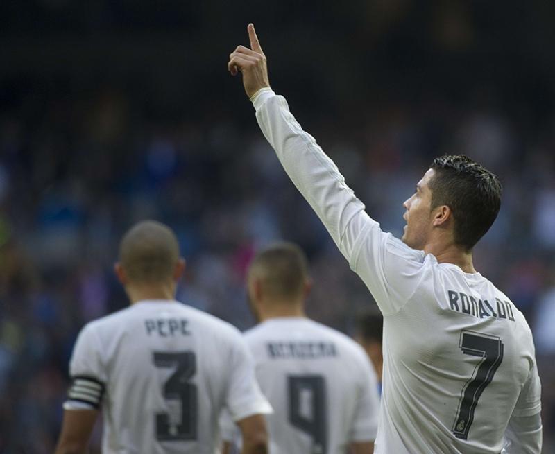 Ronaldo cr7 Sevinç Spor Kanvas Tablo