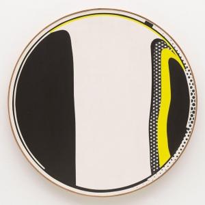 Roy Lichtenstein Ayna Yagli Boya Klasik Sanat Kanvas Tablo