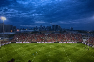 Rugby Stadyum Spor Kanvas Tablo