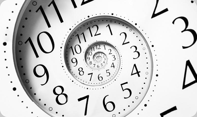 Saatler Fotoğraf Kanvas Tablo