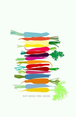 Sağlıklı Beslenme Popüler Kültür Kanvas Tablo