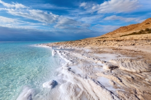 Sahil Kumsal Mavi Deniz Doğa Manzaraları Kanvas Tablo