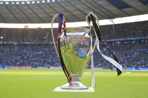 Şampiyonlar Ligi Kupası Spor Kanvas Tablo
