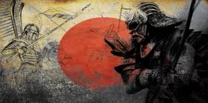 Samuray Maskeleri Japonya, Samuray Maskesi-16 Kanvas Tablo