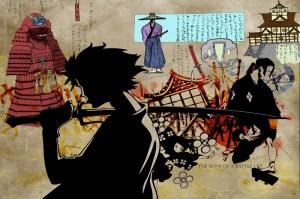 Samuray Maskeleri Japonya, Samuray Maskesi-32 Kanvas Tablo