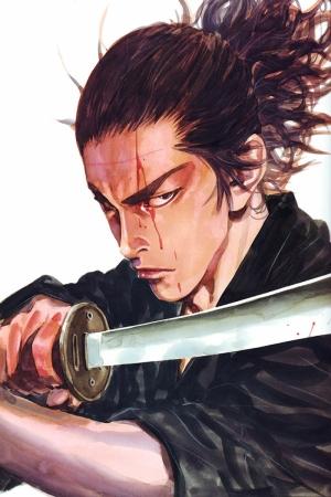 Samuray Savaşçı Maskesi-87 Japonya Modern Sanat Kanvas Tablo