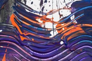 Sanat Terapisi Sanat Kanvas Tablo