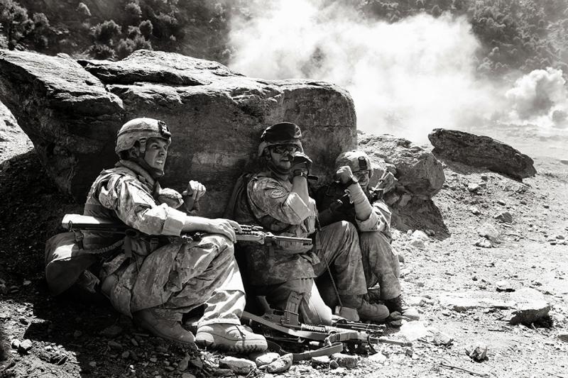 Savaş Askeri Kanvas Tablo