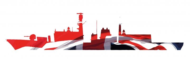 Savaş Gemisi Araçlar Kanvas Tablo