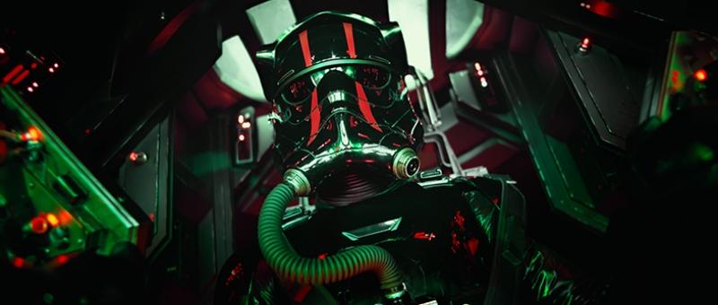 Savaş Pilotu Star Wars Kanvas Tablo
